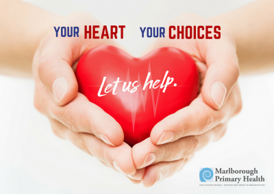 cardiac self management healthy hearts blenheim