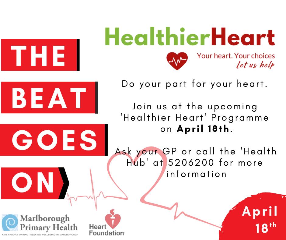 Healthier Heart, cardiac rehab,